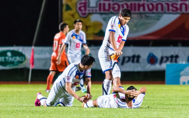 Mišični krči pri nogometaših