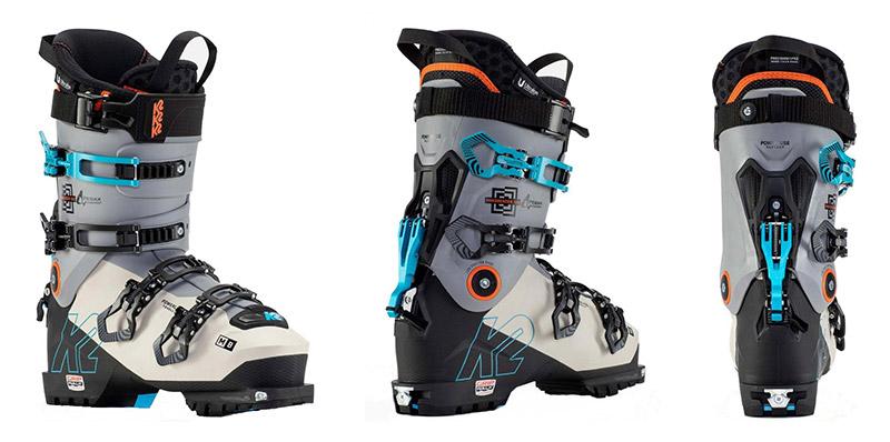 Smučarski čevlji za turno smučanje K2 Mindbender 120
