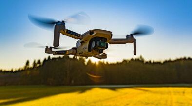 DJI dron: Mavic Mini